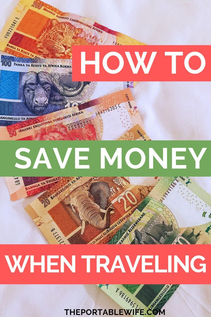 How to Save Money Effectively While Traveling is part of How To Save Money Effectively While Traveling The Portable Wife - The biggest lesson I've learned from traveling is how quickly money disappears (and I don't mean from pickpocketing)  When you're visiting a new place, it's tempting to blow your budget on conveniences and experiences  Even