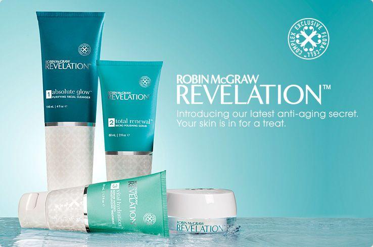 Robin Mcgraw Beauty At Hsn Com Skin Care Treatments Skin Care Skin