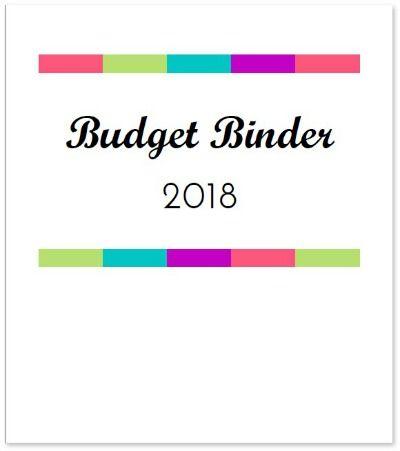 Free budget binder 20 budgeting printables to transform your free budget binder 20 budgeting printables to transform your finances in 2018 pronofoot35fo Gallery