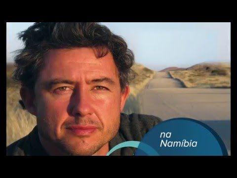 A Namíbia no Universo | Viagem de Autor com Gonçalo Cadilhe - YouTube