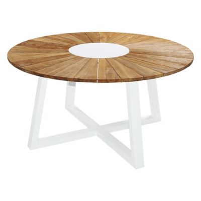 Baia Round Dining Table Outdoor Dining Table Coffee Table