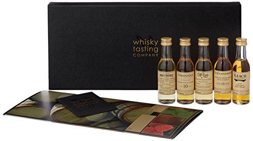 Whisky Tasting Company Sample Set Regions of Scotland (5 x 3cl) http://madeinsco.com/shop/whisky-tasting-company-sample-set-regions-of-scotland-5-x-3cl/