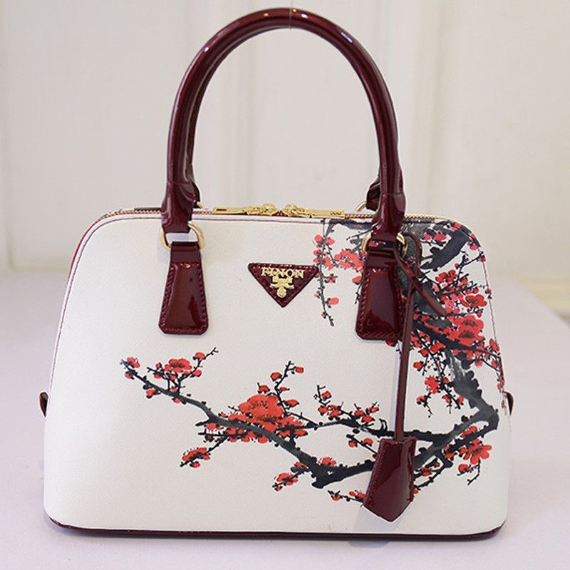 luxury handbags women bags designer bags handbag women famous brand sac a main Small Shell Plum flower bag dollar price