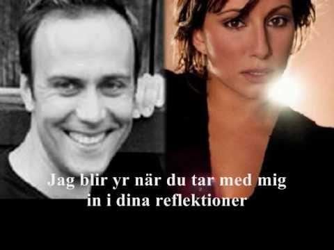 Aki Sirkesalo & Lisa Nilsson-Mysteeri/Mysteriet (mysteriet deg) WITH LYR...