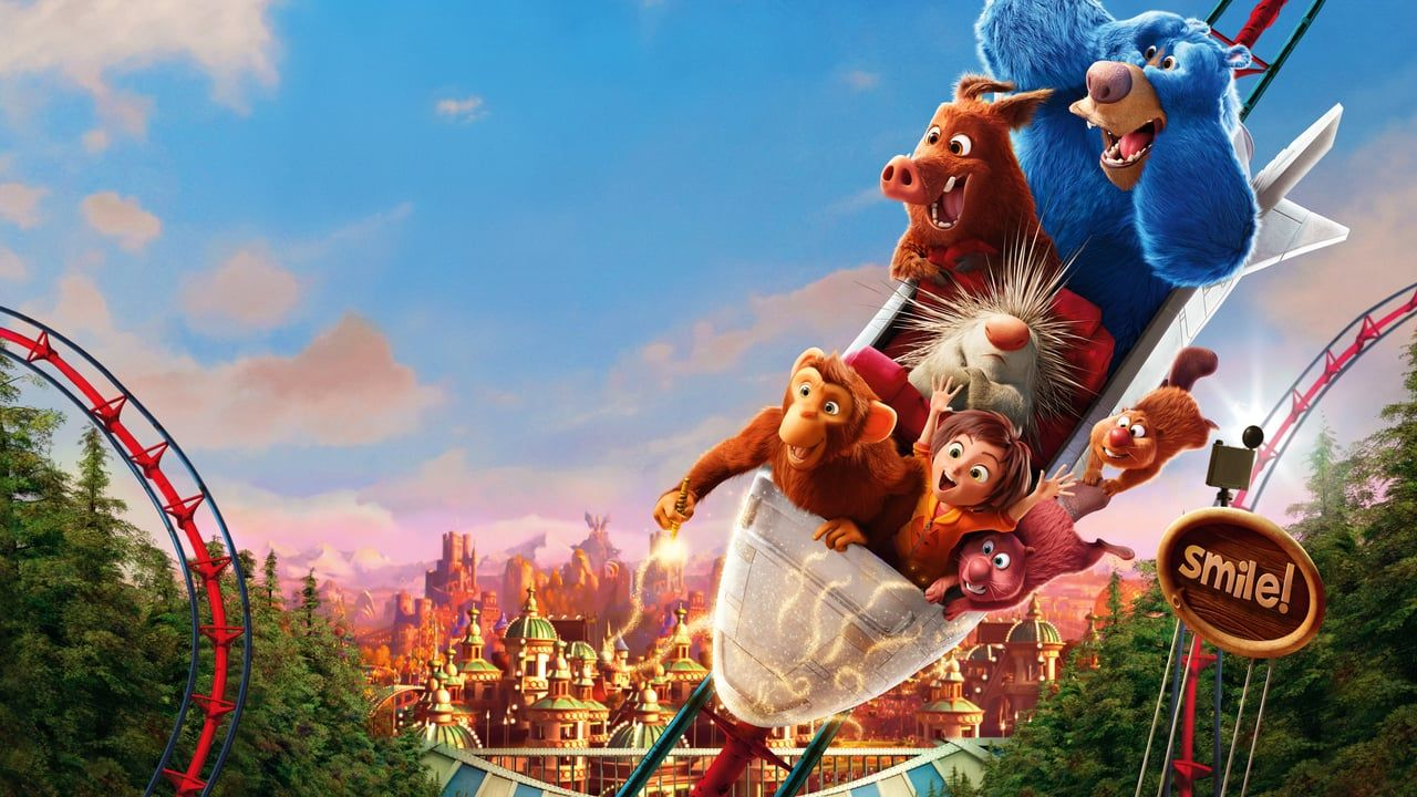 Movie Synopsis The story of a magnificent amusement park