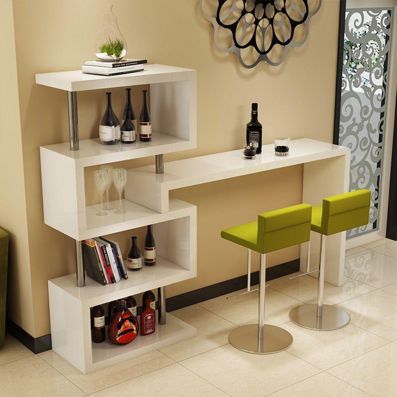Resultado De Imagem Para Divisoria Com Armario Em Cozinha Americana. Corner  BarCorner TableLiving Room ... Part 40