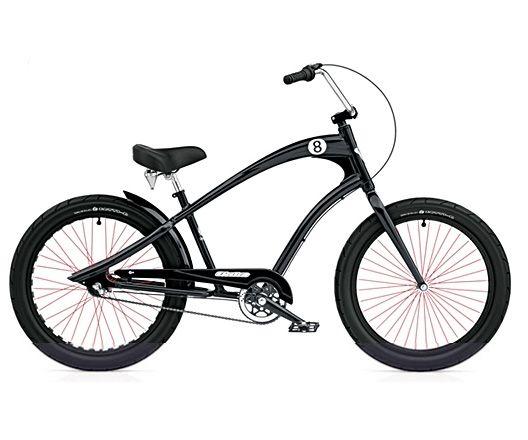 Bicicleta Chopper, Custom, Cruiser - Straight 8 de ELECTRA ...