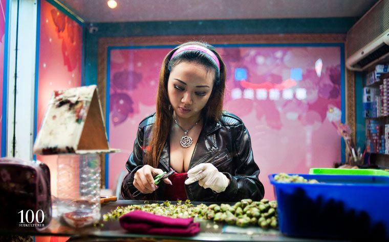 Going nuts in public – Betel nut sellers | Formosa's