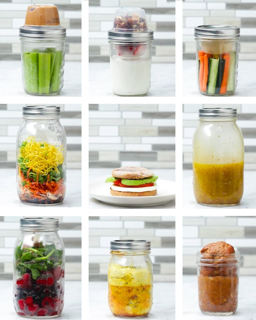 Here Are 9 Mason Jar Hacks That Will Make Your Lif