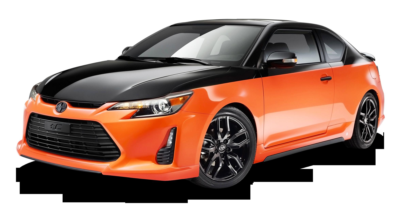 Orange And Black Scion Tc Sports Car Scion Tc Scion Sports Car Scion Cars
