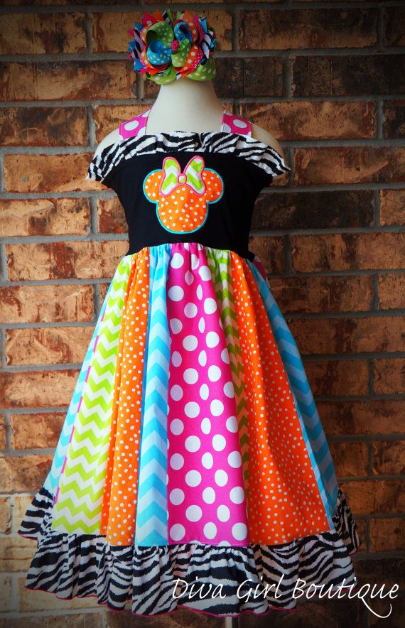 Pageant Outfit of Choice for Girls