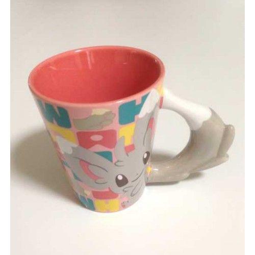 Pokemon Center 2013 Poke Tail Campaign Minccino Ceramic Mug