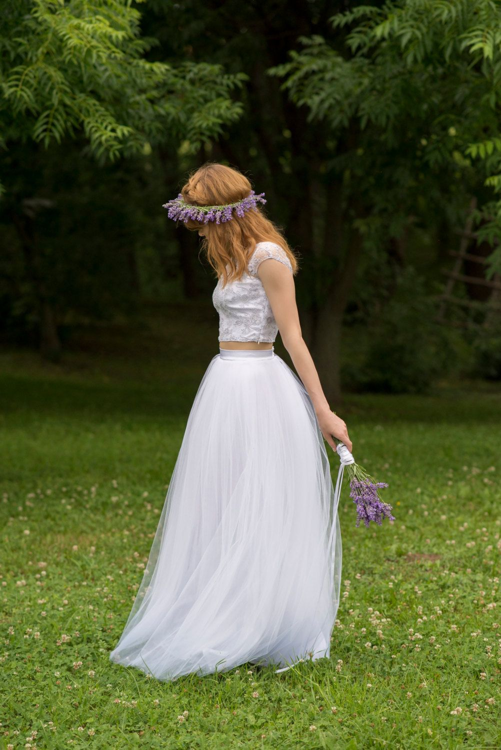 totally chic wedding dress separate ideas for unique brides a