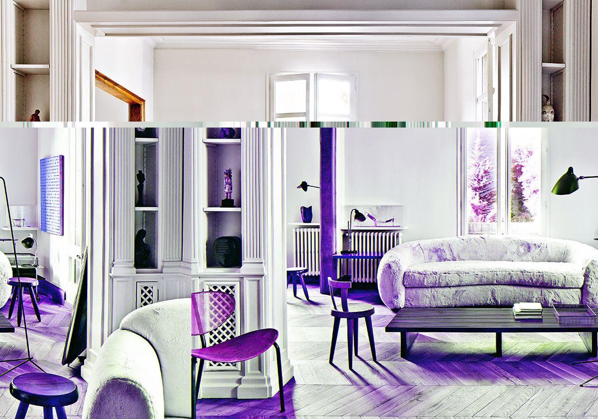 piso de anticuario en barcelona great living rooms pinterest wohnen und raum. Black Bedroom Furniture Sets. Home Design Ideas