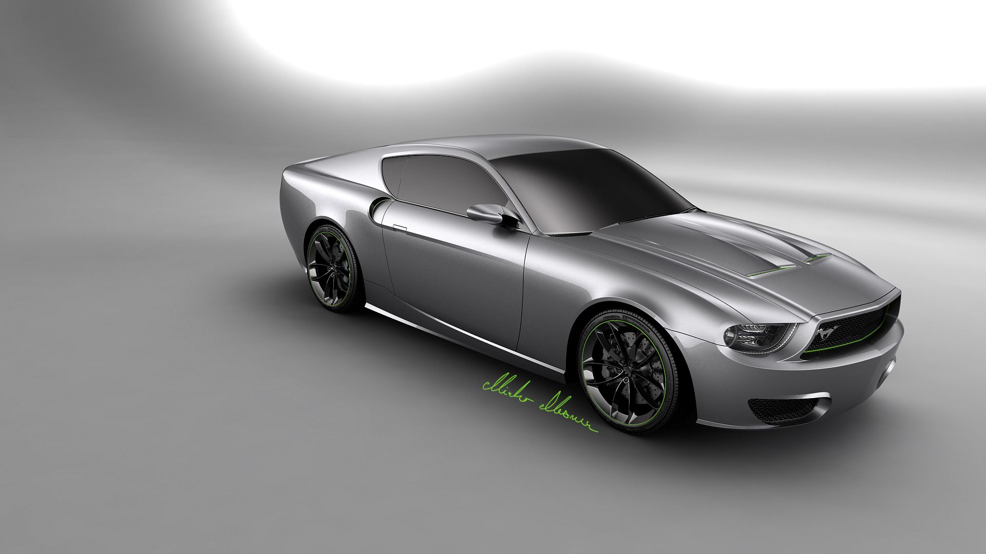 Which 2015 ford mustang concept renderings circling the web gets your vote