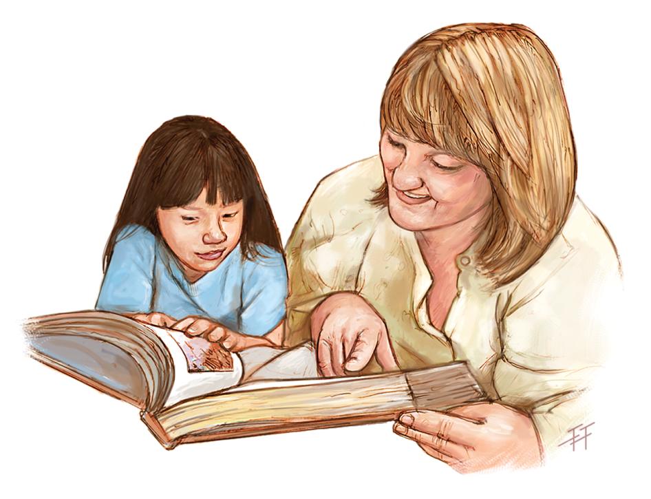 Reading to Preschool Children Preschool kids, Preschool