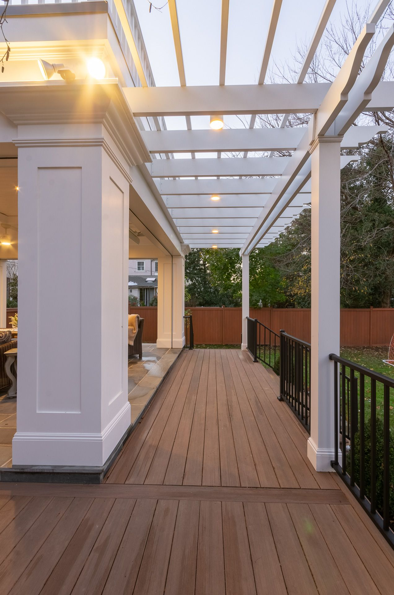Outdoor Living | Outdoor living design, Backyard pergola ... on Disabatino Outdoor Living id=21598