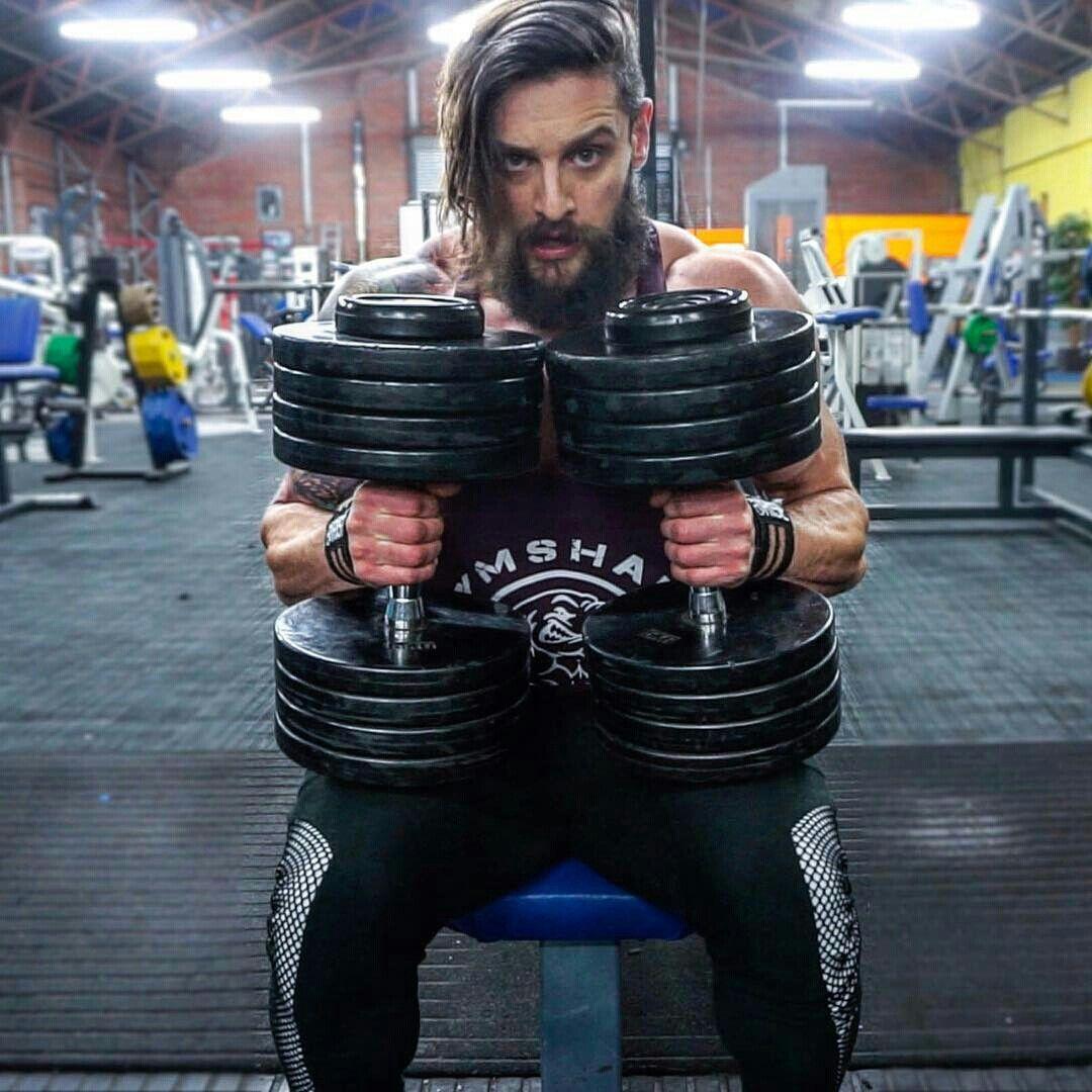 Lex Griffin Yoga Fitness Workout Bodybuilding