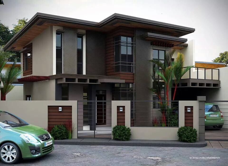 2bef41712aaa1a6f8b6229767749d314 - View Small Modern House Design 2 Storey PNG