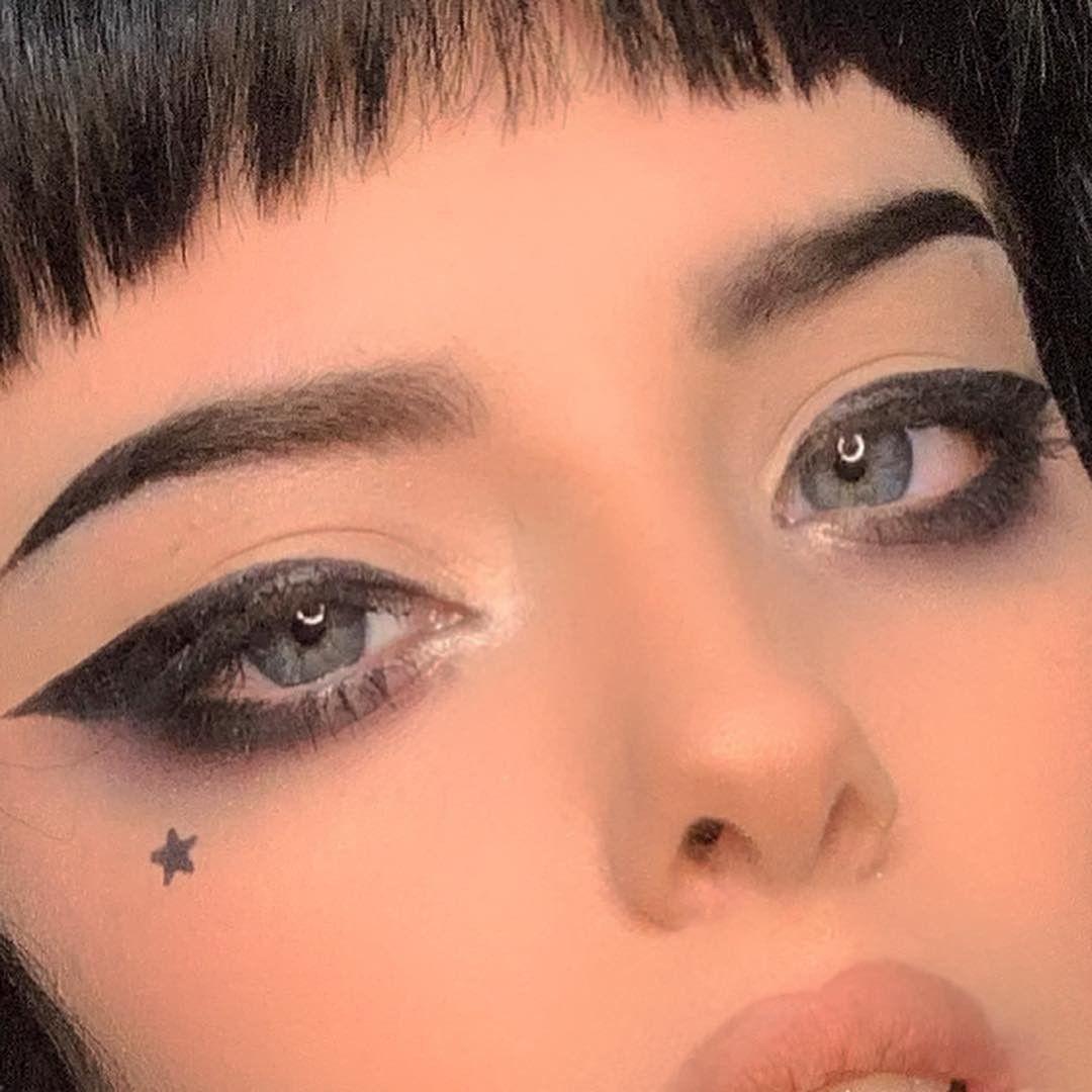 Pin by INeedALife on ᴍ Emo makeup, Makeup wings, Makeup