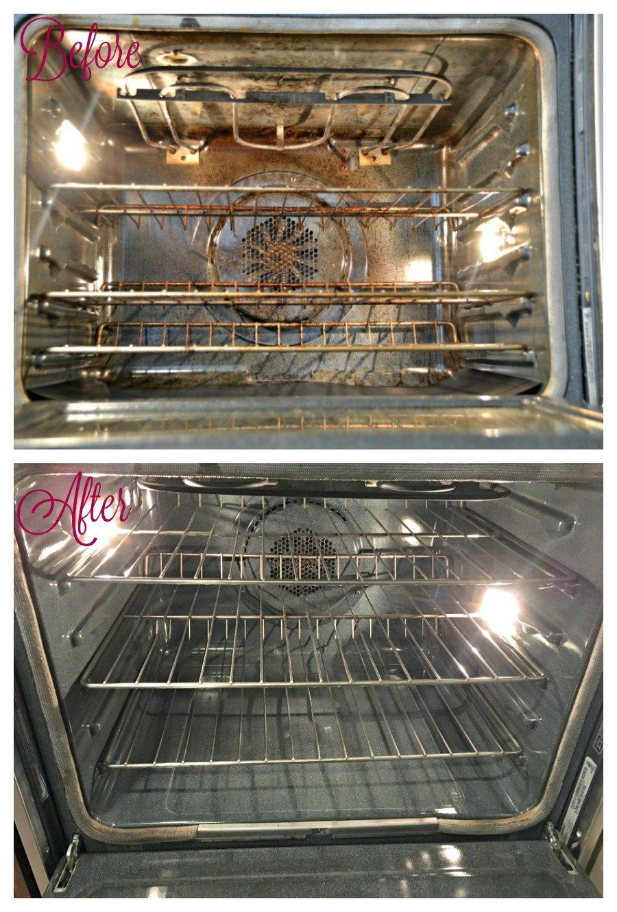 Ovenclean Best Oven Cleaner Oven Cleaning Diy Cleaners
