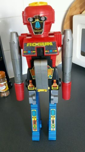 #Vintage #rogun #robot transformer 80's,  View more on the LINK: http://www.zeppy.io/product/gb/2/201644119202/