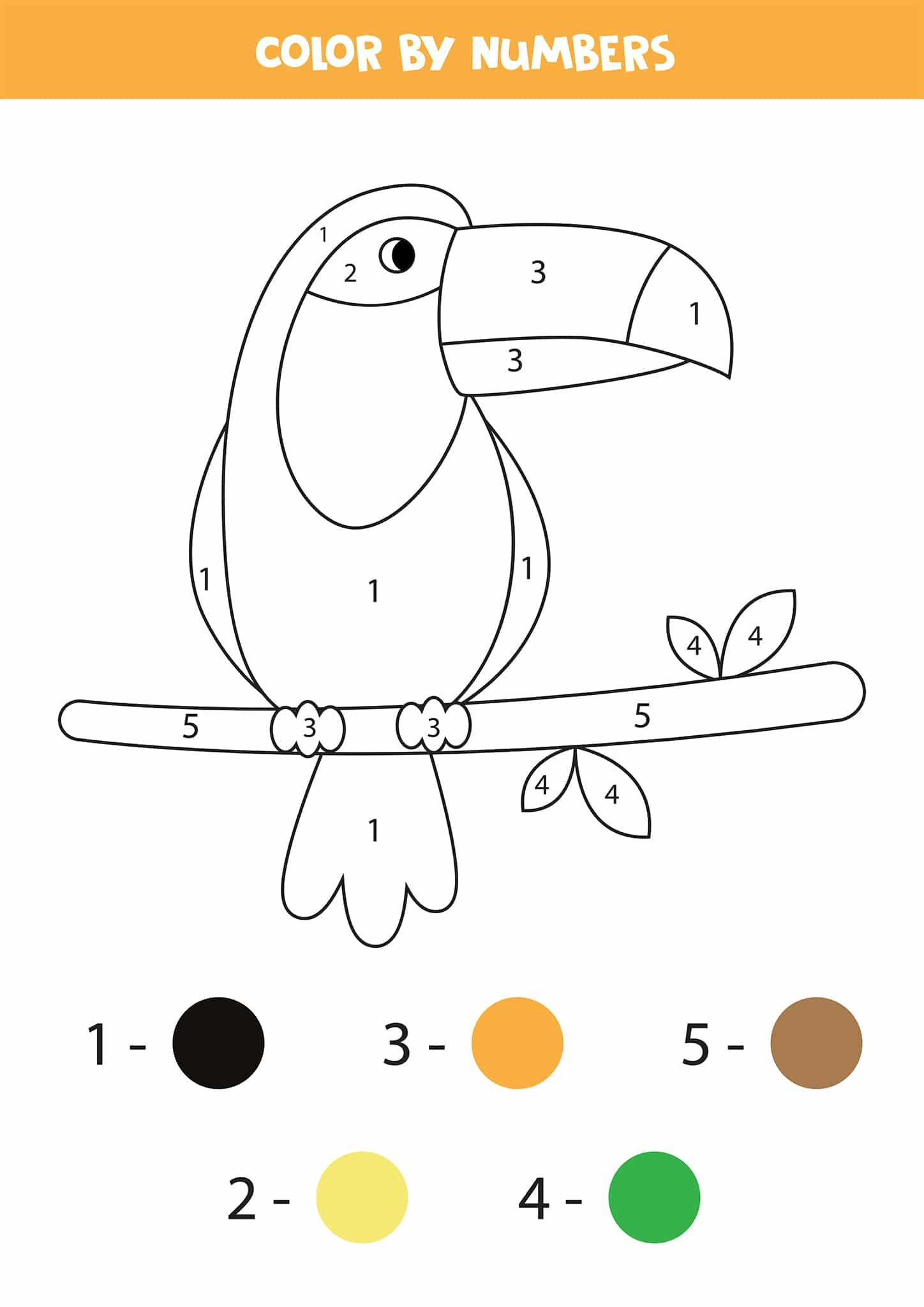 Free Printable Color By Number Worksheets For Kindergarten Coloring Books Animal Coloring Pages Valentines Day Coloring Page [ 2048 x 1448 Pixel ]