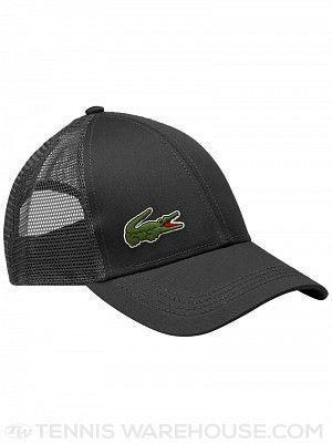 ee4cd4dbf38 Lacoste Men s Trucker Hat
