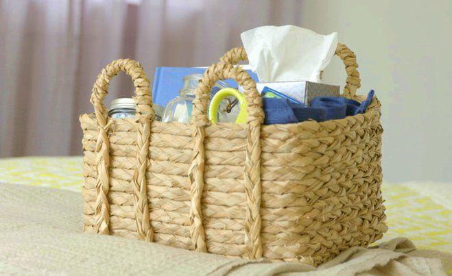 Create a Guest Room Welcome Basket   Wayfair