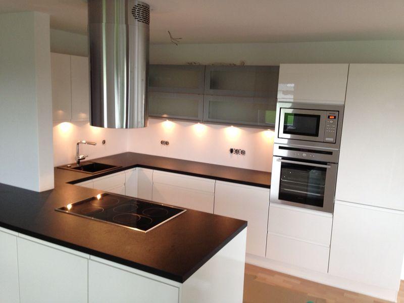 KuecheUFormRavensburg  Kitchen  Kitchen Kitchen styling und Kitchen remodel