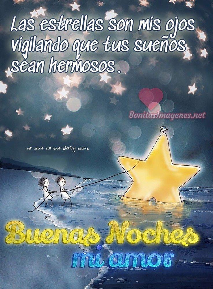 Mensajes De Buenas Noches Con Frases Románticas Movie Posters Good Night Night