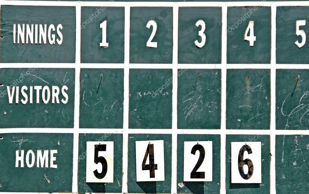 Old Fashioned Baseball Score Board Stock Photo Aff Score Baseball Fashioned Photo Ad Baseball Scores Baseball Scoreboard Baseball