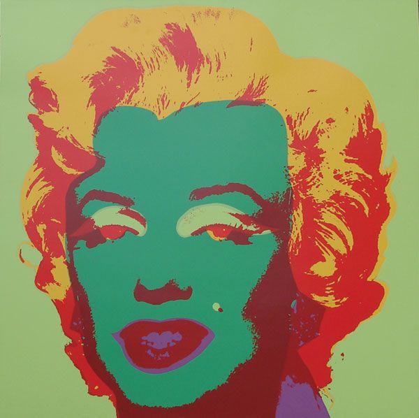 8d6fd1710df Andy WARHOL    Marilyn Monroe