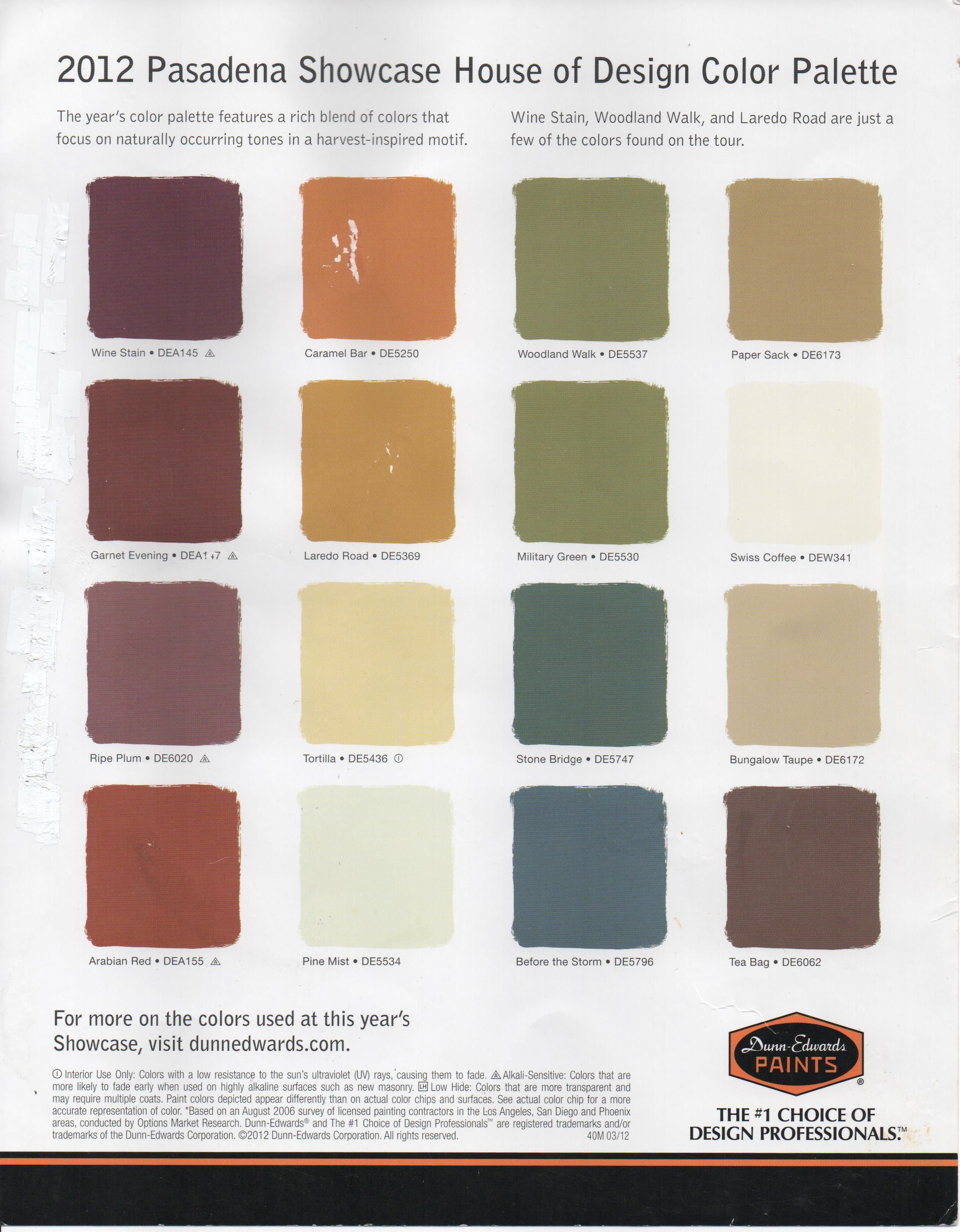 Whole House Color Scheme Spanish Colonial Homes Style Exterior