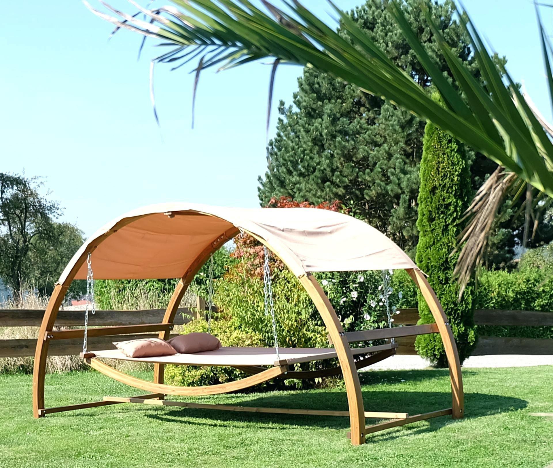 Doppel Gartenliege Zoom Sonnenliege Selber Bauen Holz Rattan