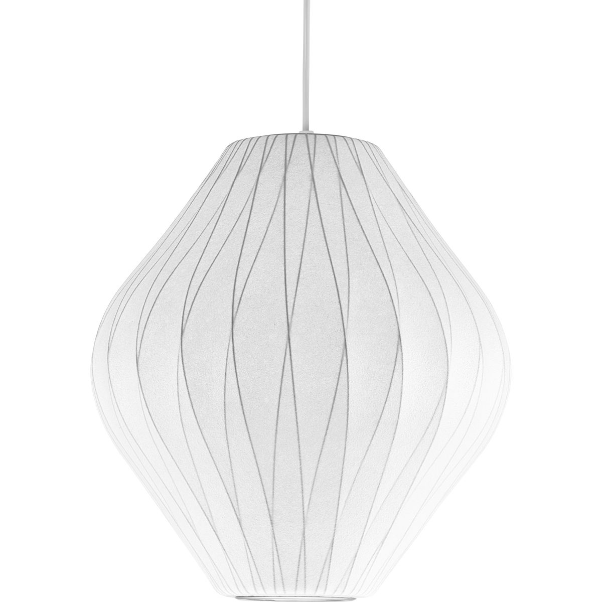 The Nelson Bubble Lamp series was first developed
