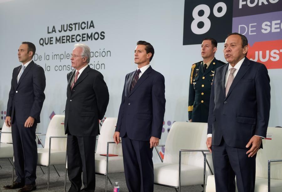 Implementación del Nuevo Sistema de Justicia Penal
