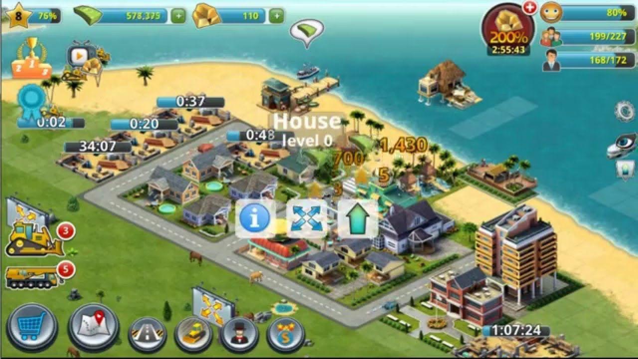 City Island 3 Building Sim E01 Walkthrough Gameplay Android Game City Island 3 Building Sim E01 Walkthrough Gameplay Android Game Sparkling Society Google