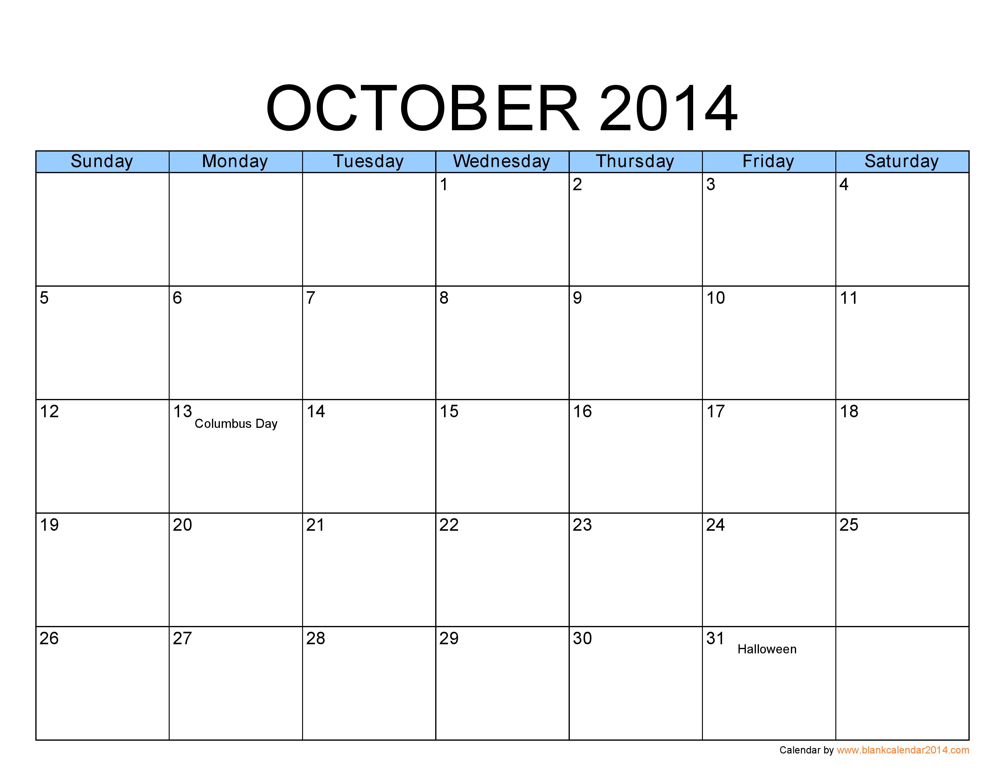 Pin By Coupon Focus On October 2014 Calendar Pinterest Calendar