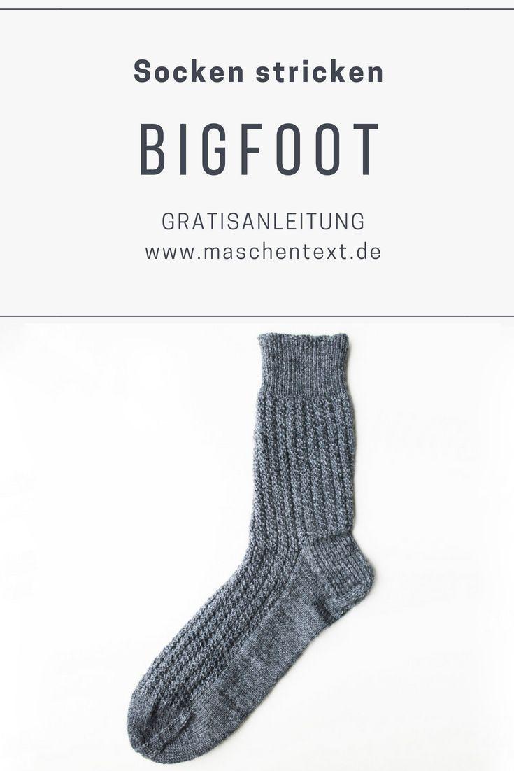 Photo of Socken stricken: Er lebt auf großem Fuße? Hier die Anfänger-Anleitung für di…