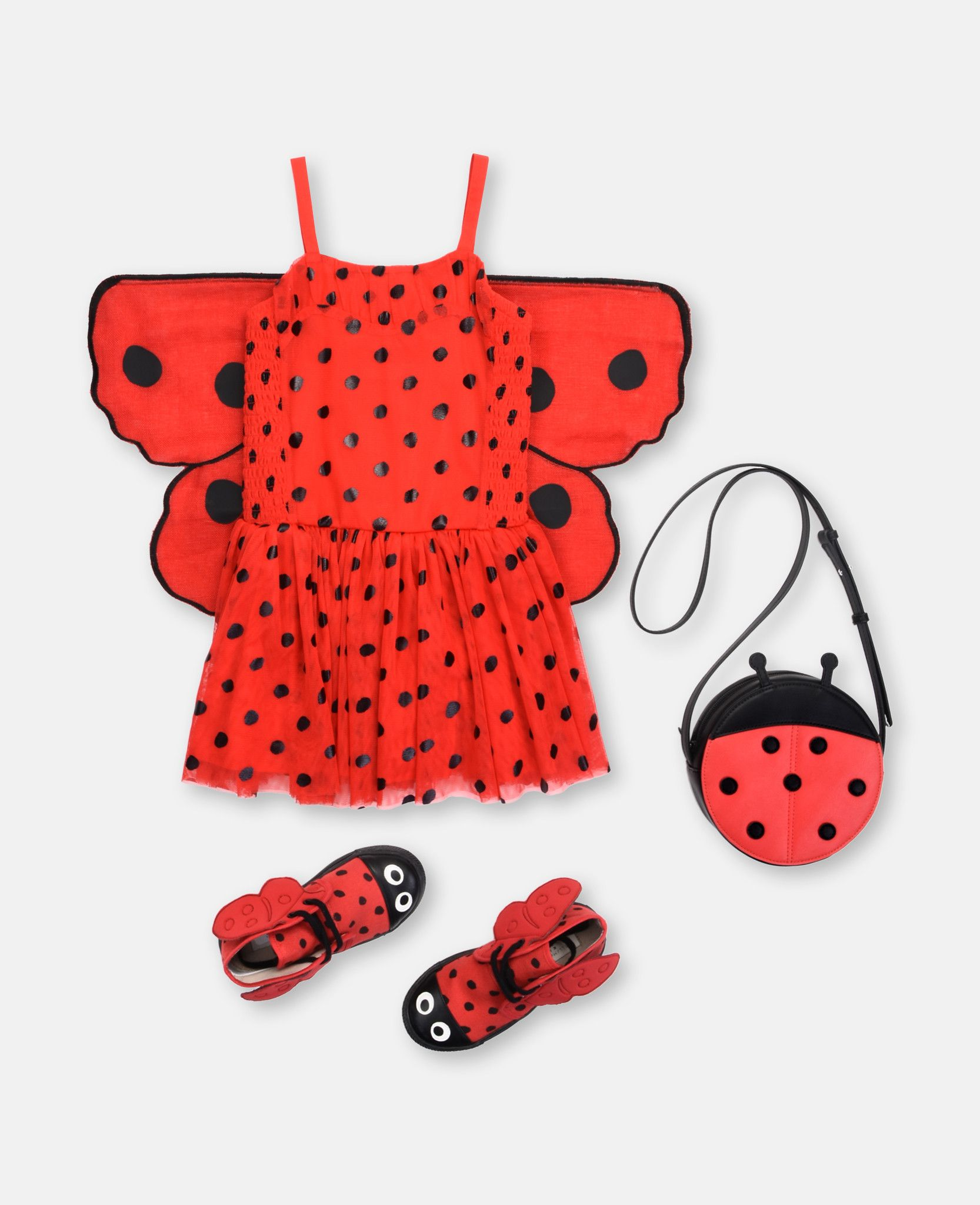 c8ebb3ff3 Ladybug Shoes - STELLA MCCARTNEY KIDS | children's birthday, gift ...