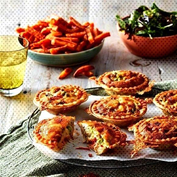Cheesy Chicken Pie-Maker Pies Recipe | myfoodbook - Kmart pie maker recipes -Easy Cheesy Chicken P