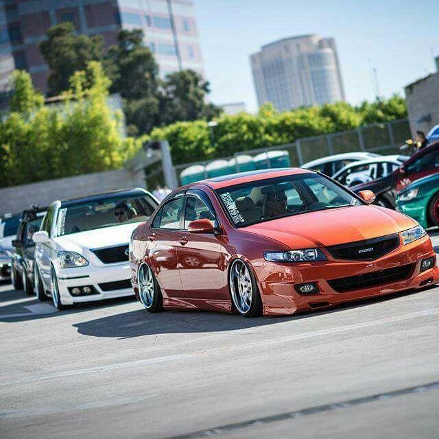Acura Tsx Honda Acura