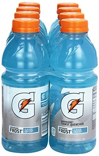 Gatorade Frost Glacier Freeze 8 Ct 20 Oz Check This Awesome Product By Going To The Link At The Image Gatorade Ocean Spray Cranberry Animal Crossing Plush