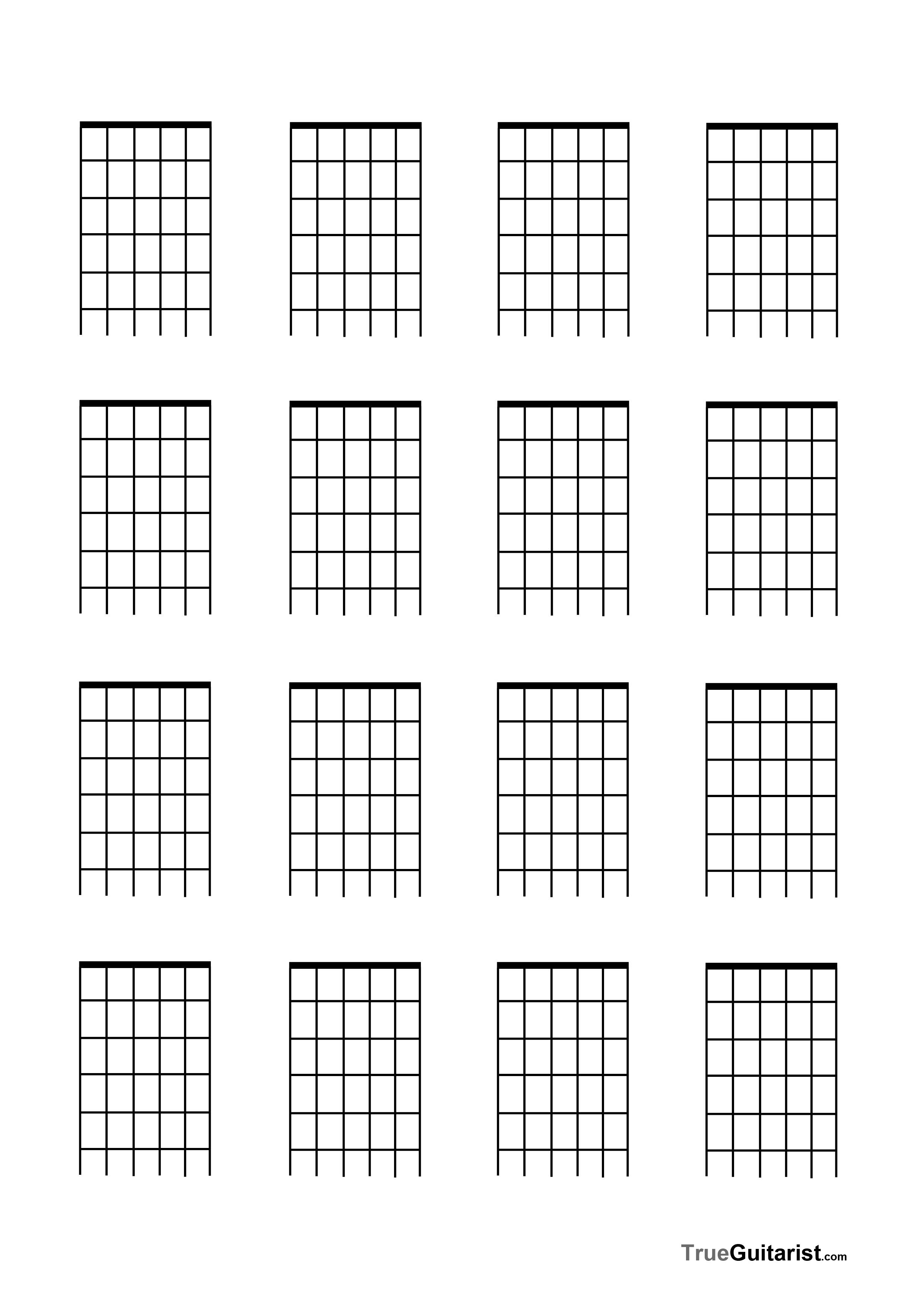 Pin by Jessica Avery on MATT | Guitar fretboard chart