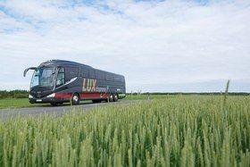 Билеты на автобусы Lux Express всех направлений распродают с 70% скидкой