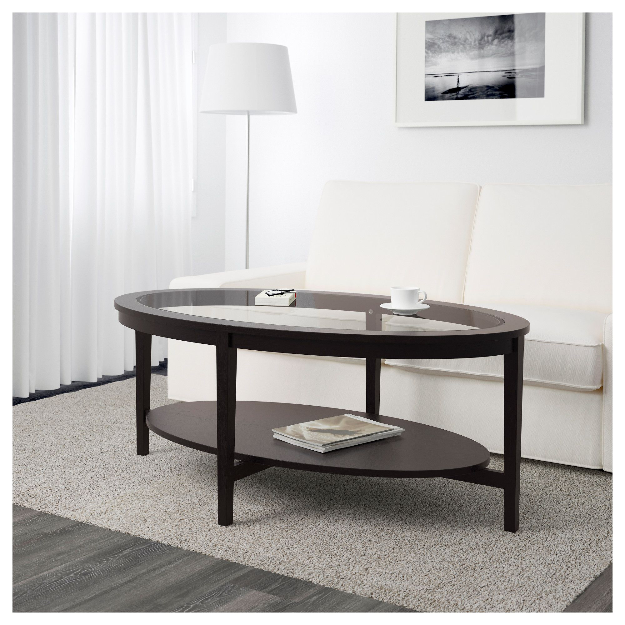 Ikea Malmsta Couchtisch Ikea Malmsta Coffee Table Black Brown In 2019 Products Ikea