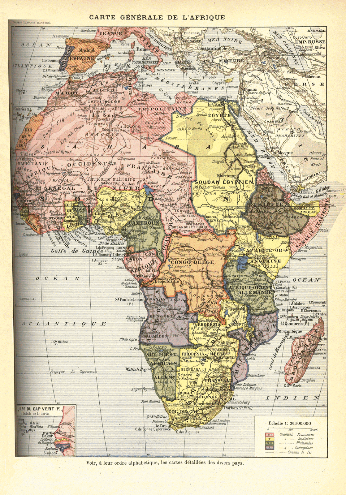 French Africa Map.French Map Of Colonial Africa 1911 France Africa Map Map Africa
