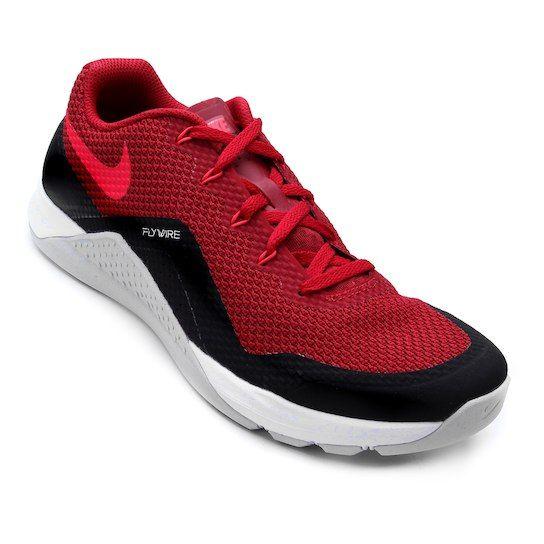 a01b487a1e Tênis Nike Metcon Repper Dsx Masculino - Vermelho+Branco