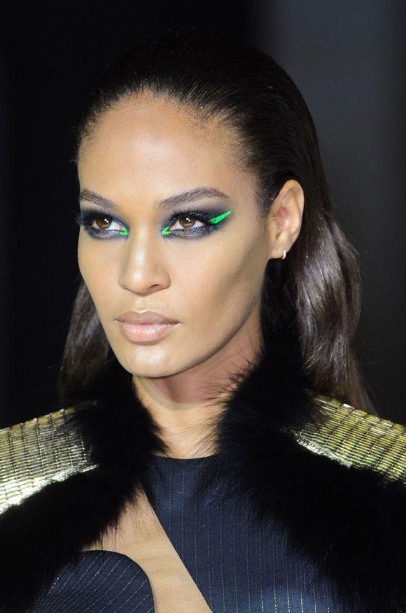 Joan Smalls x Atelier Versace Haute Couture